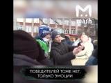 фанаты VS Салават Юлаев