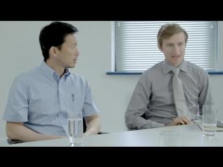 Типичная ситуация в офисе. 7 красных линий, русский дубляж