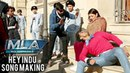Hey Indu Song Making MLA Movie Nandamuri Kalyan Ram Kajal Aggarwal