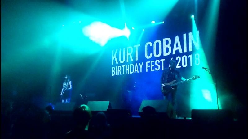 Kurt Cobain Birthday Fest 2018   20 фев   Театръ 5