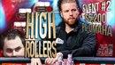 High Rollers FT Event 2 $5 200 PL Omaha Jorryt Van Hoof Chris Kruk highlights best moments