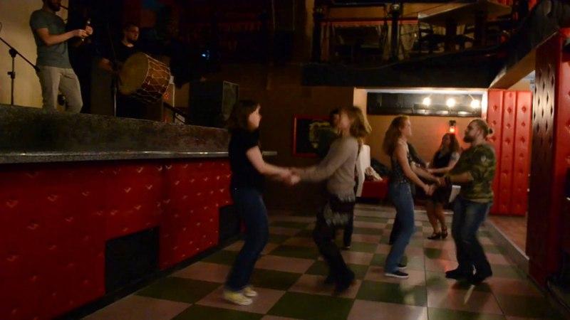 Танцы ў Гудвіне Верабей