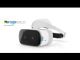 VR-гарнитура Lenovo Mirage Solo для Google Daydream и Lenovo Mirage Camera