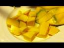 Как подавать манго