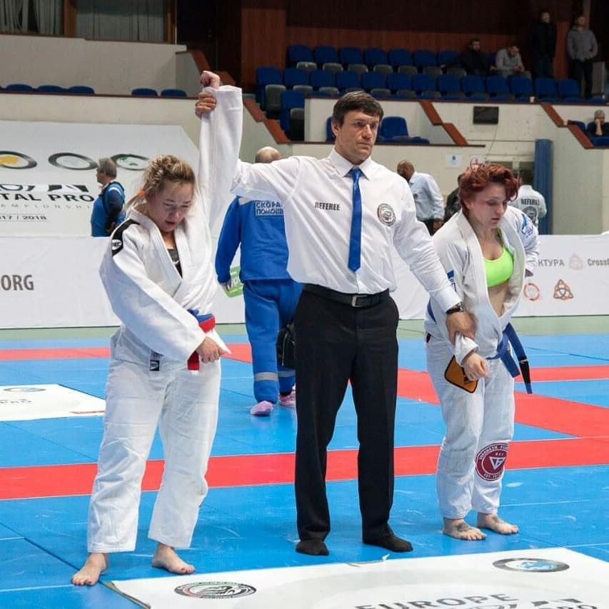 Мелеуз сделал Москву на Чемпионате Европы по Джиу-Джитсу