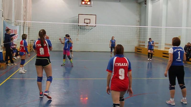 Волейбол 02 12 2017 Яйва Женщины Электрон Яйва ч 8