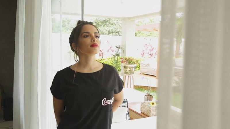 Anitta, la sensual brasileña que conquistó a J.Balvin sueña ahora con Drake