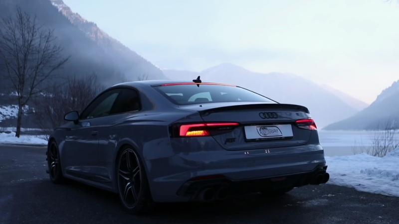 The ULTIMATE New RS5 -2018 AUDI RS5-R (530 hp 690 Nm BiTurbo) ABT - 1 50 Limited Edition