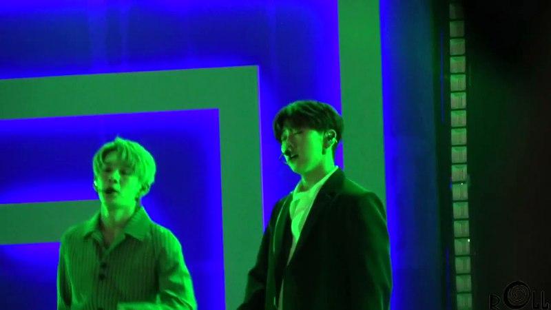 [4K직캠] 180317 강릉 패럴림픽 K-CON JBJ 'Say My Name' 노태현 직캠(Rohtaehyun Focus)