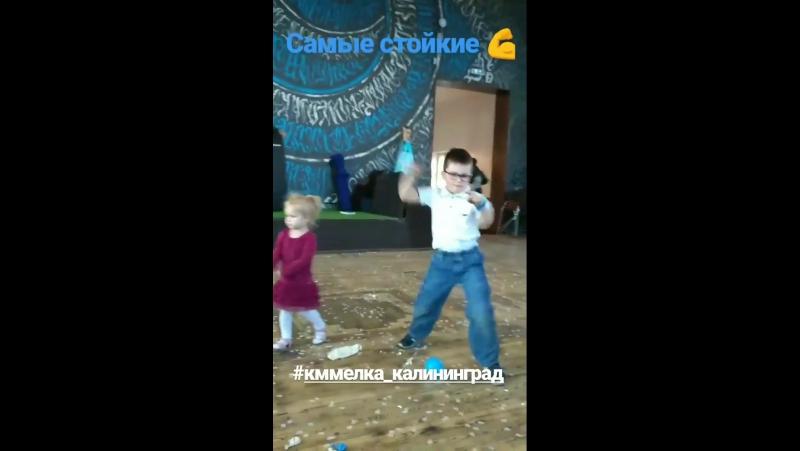 Танцы, как всегда ))