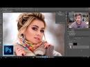 Супер быстрая обработка портрета в фотошопе