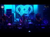Agalloch - The Melancholy Spirit (live 2015 in Athens, Greece) HD
