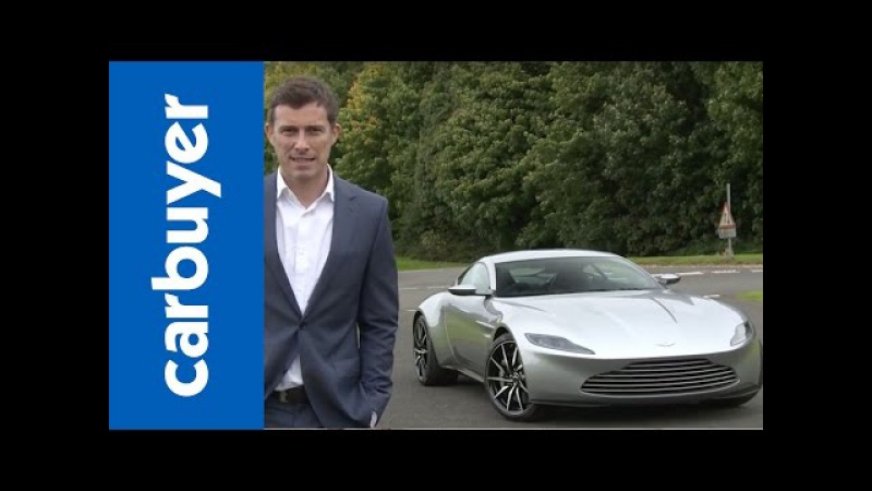 James Bond Spectre Aston Martin DB10 review Carbuyer