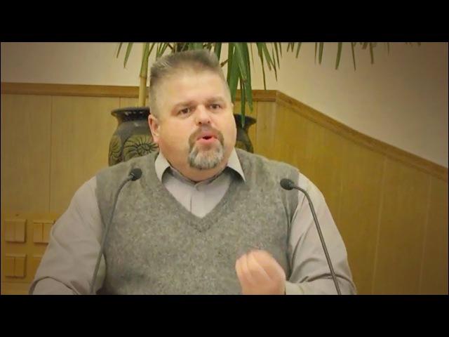 Сила победы над грехом - осознание Божьей любви   Н. Шатунов г. Курск