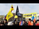 25 02 2018 Санкт Петербург Митинг памяти Бориса Немцова