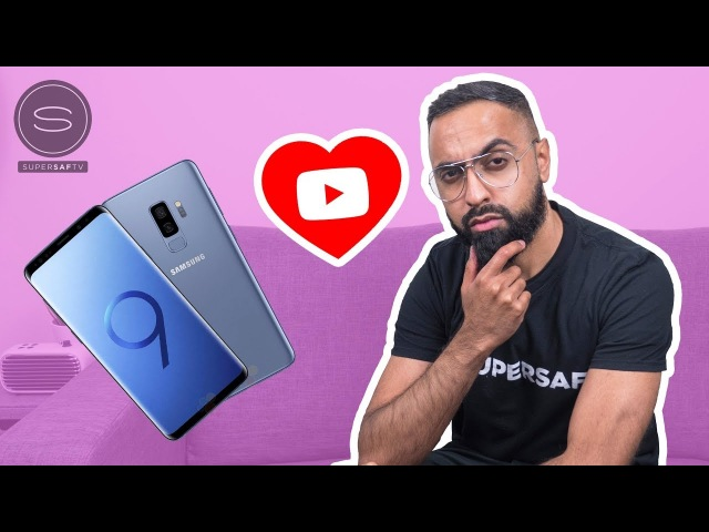 Galaxy S9 Expectations! Favorite YouTubers? Ask Saf v16