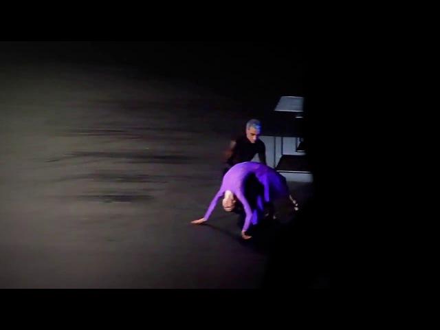 Svetlana Zakharova with Patrick de Bana 14.03.2017 'AMORE' Rain before it falls | III