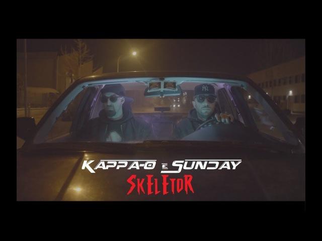 KAPPA-O x SUNDAY - SKELETOR