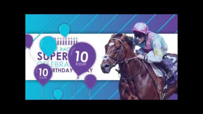 Happy 10th Birthday Frankel