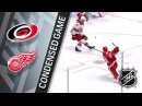 01/20/18 Condensed Game: Hurricanes @ Red Wings