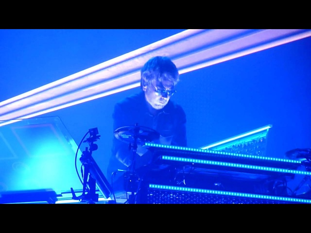 Jean-Michel Jarre - Oxygène 8 Zero Gravity -- Live At Paleis 12 Brussel 23-10-2016