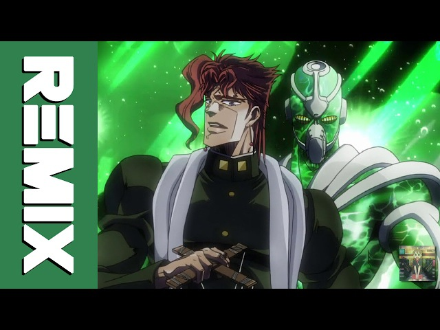 JJBA Part 3 - Virtuous Pope / Kakyoin's Theme (Simpsonill Remix)