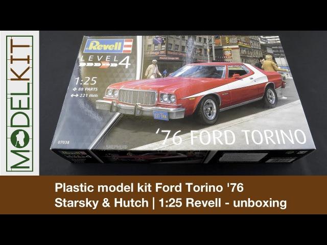 Ford Torino '76 Starsky Hutch - 1:25 Revell