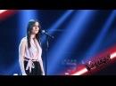 MBCTheVoice مرحلة الصوت وبس جيانا غنطوس تقدّم أغنية