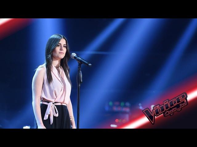 MBCTheVoice - مرحلة الصوت وبس - جيانا غنطوس تقدّم أغنية