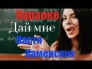 Настя Каменских NK - Дай мне Караоке Петь Караоке