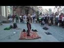 Уличный иллюзионист ломает законы физики 2 Москва Кристиан Джойти ВАРЕ, Kristian Jyoti