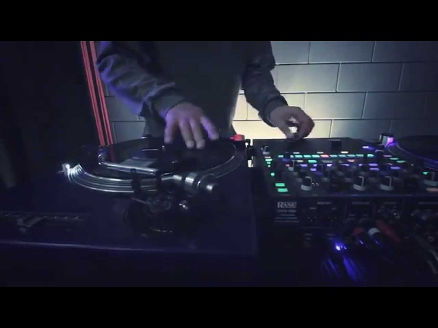DJ DNS Turntable Fitness (Funky Dope X Power Move)