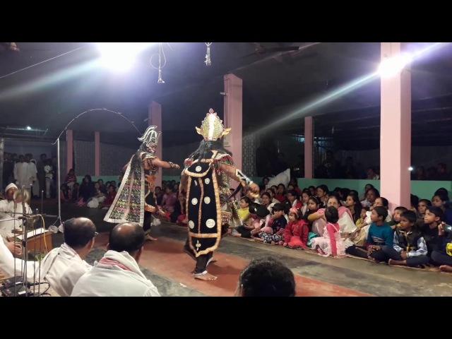Assamese bhaona video Bastop Mintu যোৰহাট বঙাল পুখুৰীত ভাওঁনা নৃসিংহ ম 24