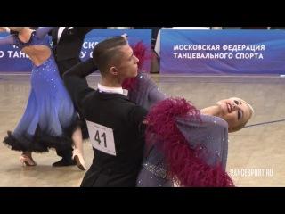 Кононенко Сергей - Пономарева София, Final English Waltz