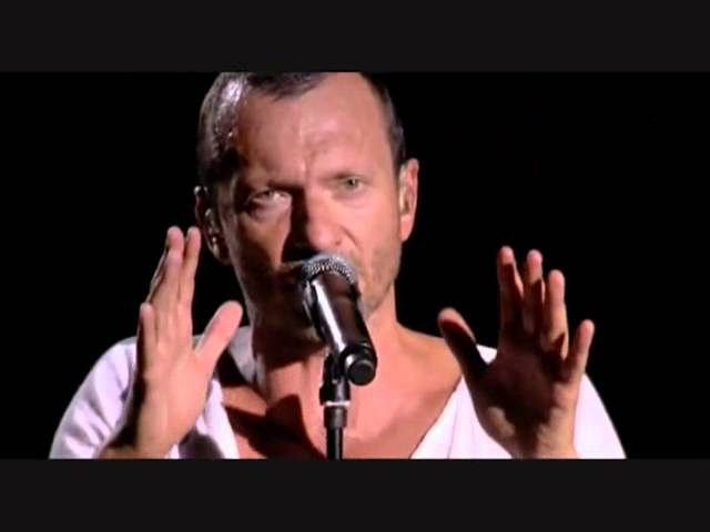 Biagio Antonacci In una stanza quasi rosa San Siro 07 Live High