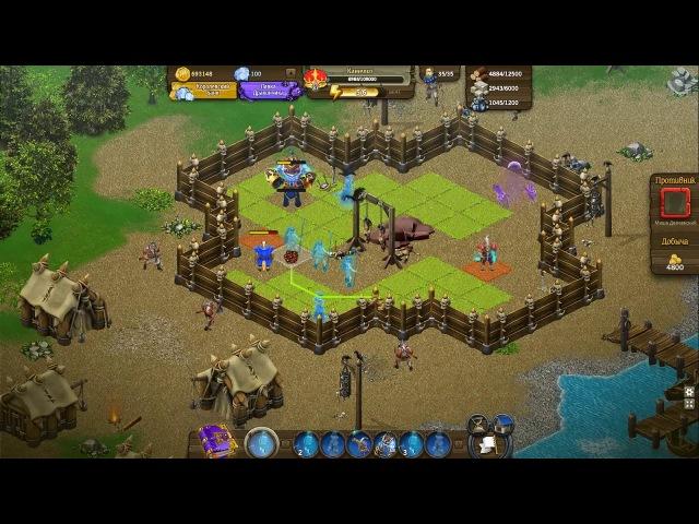 Рыцари: Битва Героев 1 Топовая связка для турнира(штурма)