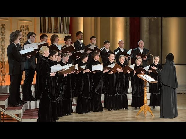 2015 «Наша вера» Праздничный хор Свято-Елисаветинского монастыря