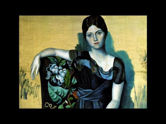 Дневник одного Гения. Пабло Пикассо. Часть V. Diary of a Genius. Pablo Picasso. Part V.