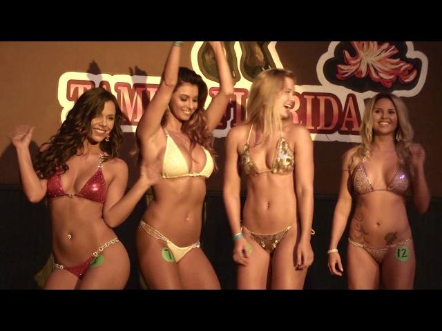 Miss Budlight 2016 Bikini Contest - Dallas Bull Tampa
