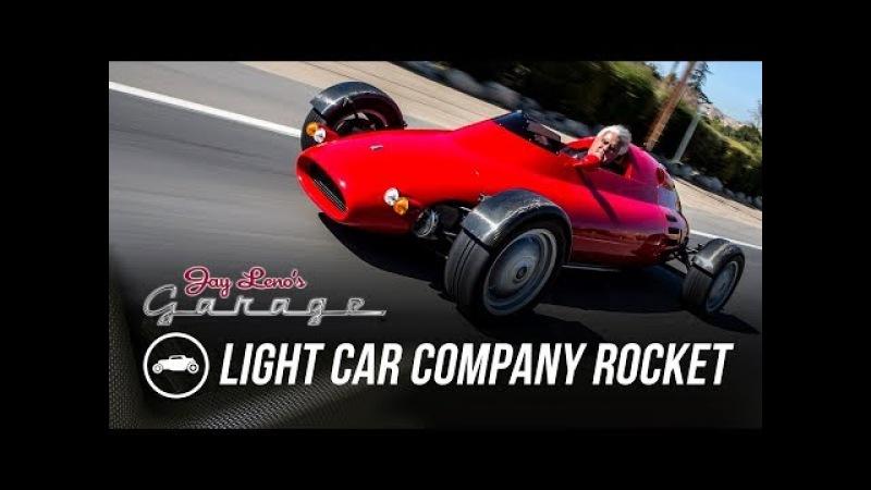 Light Car Company Rocket Jay Leno's Garage