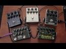 Bass Pedals Shootout – Darkglass, Tech 21 MXR