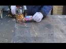 Садовый совок своими руками DIY Из любой жестяной банки