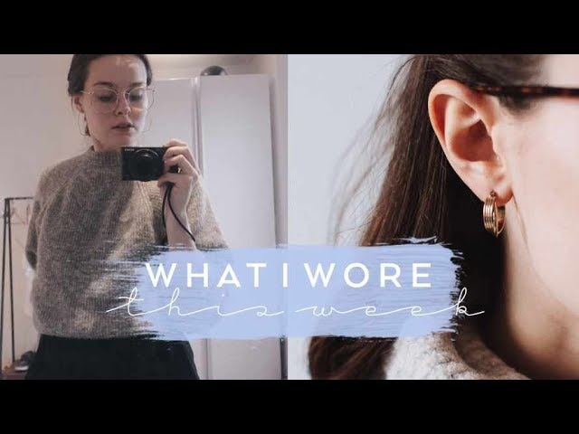 What I Wore This Week Lucy Moon