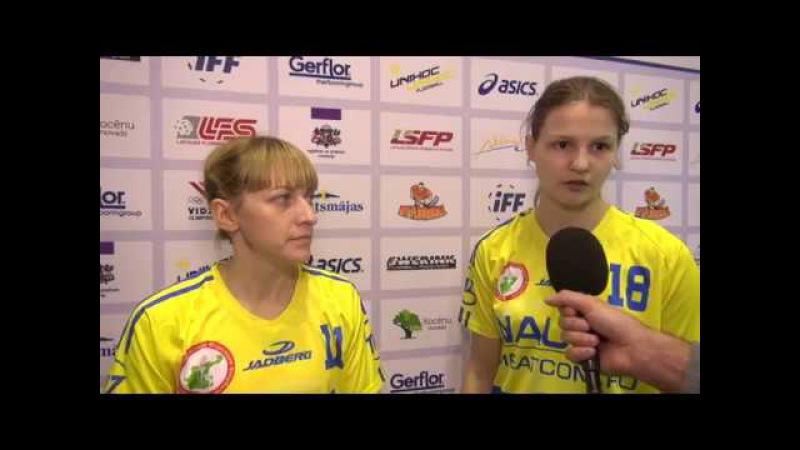 Флорбол Европа EFC 2017 Interviews SK 98 Pruske Nauka SAFU NT Флорбол ФС2017 Floorball