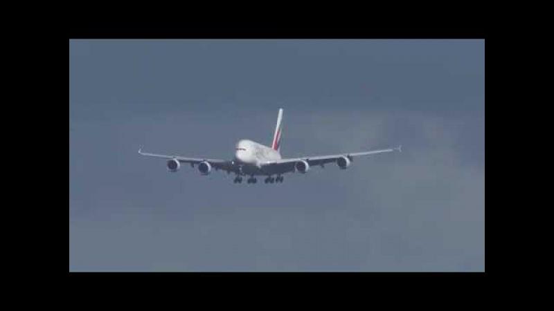Пилот Airbus A380 в Германии совершил посадку в сложнейших условиях видео — n » Freewka.com - Смотреть онлайн в хорощем качестве