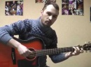 Огоньки - Ляпис Трубецкой (соло кавер на гитаре) уроки гитары Киев и Скайп
