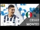 Cesar Montes Goals Skills Defending 2016 2017 Monterrey