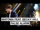 Matoma feat. Becky Hill - False Alarm | The 2017 Nobel Peace Prize Concert