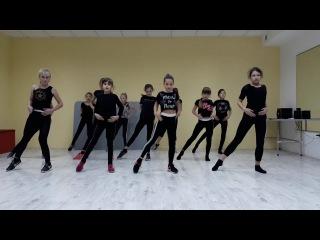 Choreography by Taya Yasynska (Major Lazer - Light it Up)