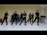 Choreography by Taya Yasynska (Major Lazer - Light it Up)